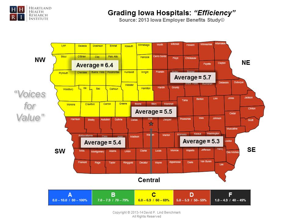 Regional - Efficiency Map-Master