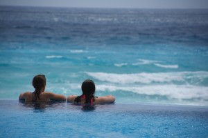 Emma and Maria - Cancun
