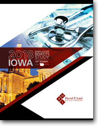2018 Iowa Employer Benefits Study© now available!